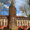 Erbach Germany, Castle Tower