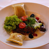 Erbach Germany, Michel's Restaurant, Vegetarian Appetizer