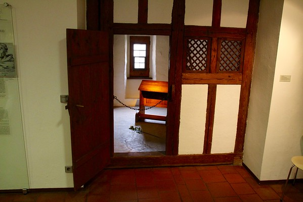 Luther's Cell