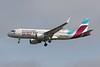 """D-AIZS Airbus A320-214 c/n <a href=""""https://www.ctaeropics.com/search#q=c/n%205557"""">5557 </a> Palma/LEPA/PMI 04-07-21 """"Das beste Team der Welt"""""""