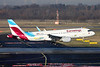 "D-AEWG Airbus A320-214 c/n 7121 Dusseldorf/EDDL/DUS 19-01-17 ""Goteborg - Visit Sweden"""