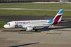 "D-ABHC Airbus A320-214 c/n 3594 Dusseldorf/EDDL/DUS 30-12-19 ""HRS"""