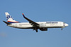"D-ASXJ Boeing 737-86N ""SunExpress Germany"" c/n 30807 Palma/LEPA/PMI 14-06-16 ""Eurowings"""