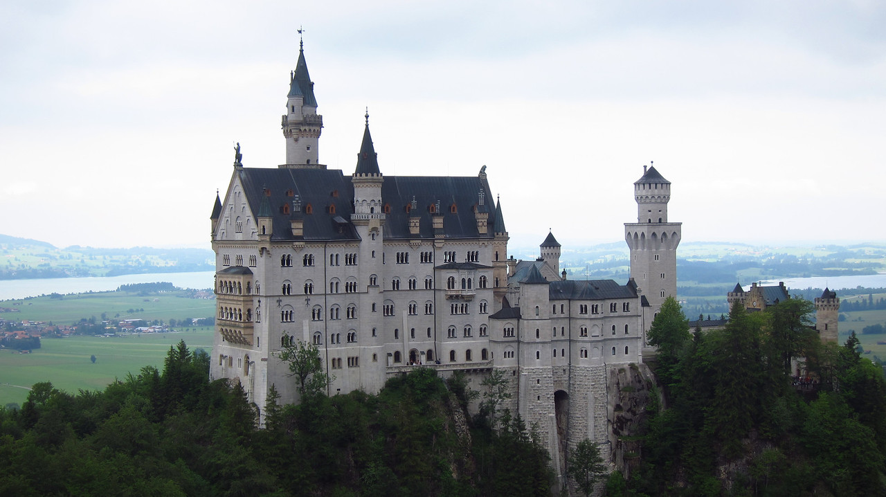 Schloss Neuschwanstein (Castle)