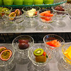 Frankfurt Germany, Jumeirah Hotel Breakfast Fruits