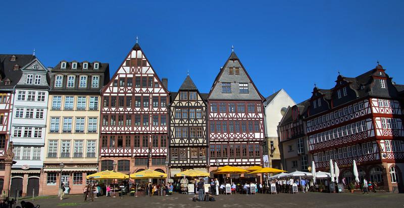 Frankfurt Germany, Roemerberg