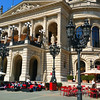 Frankfurt Germany, Old Opera Café