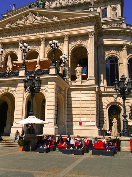 Frankfurt am Main, Opera House