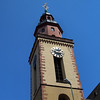 Frankfurt Germany,  St. Catherine's Church Tower