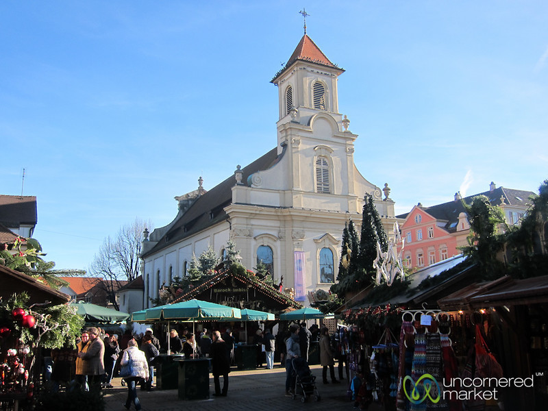 Ludwigsburg Christmas Market - Baden-Württemberg, Germany