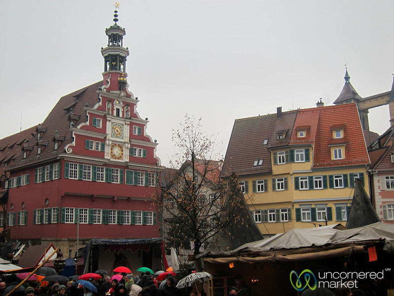 Esslingen Old Town and Christmas Market - Germany