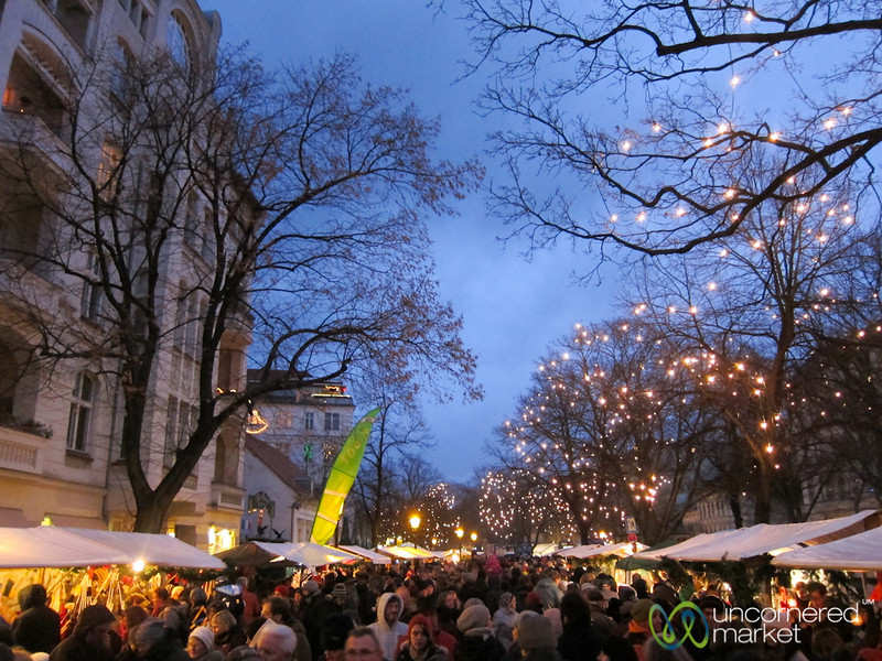 Rixdorf Christmas Market - Berlin, Germany