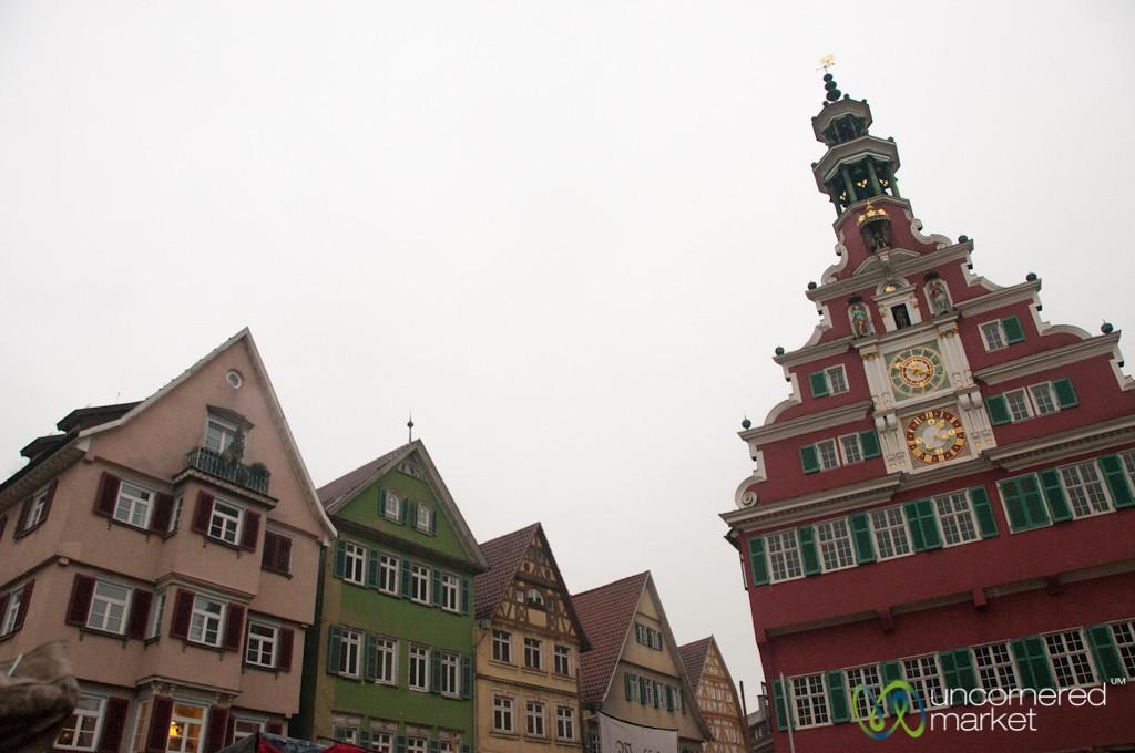 Esslingen Old Town Architecture - Germany