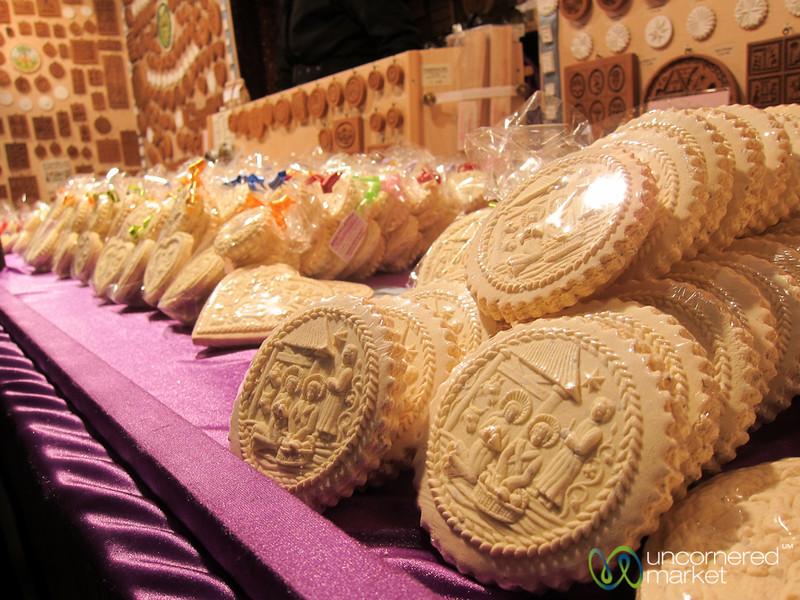 Christmas Cookies from Stuttgart Christmas Market - Germany