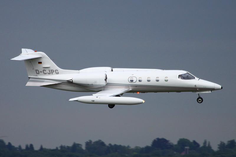D-CJPG Learjet 35A c/n 35-108 Cologne/EDDK/CGN 02-06-15