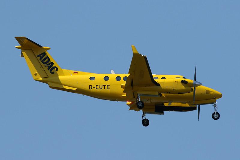 D-CUTE Beech 350 King Air /n FL-504 Frankfurt/EDDF/FRA 07-06-19