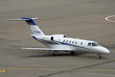 D-CEUS Cessna 525C CitationJet 4 c/n 525C-0233 Cologne/EDDK/DUS 03-06-17