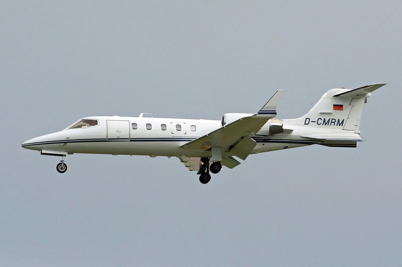 D-CMRM Learjet 31A c/n 31-213 Frankfurt/EDDF/FRA 11-07-07