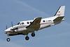 D-IMRB Beech C90GTI King Air c/n LJ-1900 Paris-Le Bourget/LFPB/LBG 10-07-16