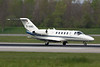 D-IAMO Cessna 525A Citation CJ2 c/n 525A-0166 Basle-Mulhouse/LFSB/BSL 23-04-10