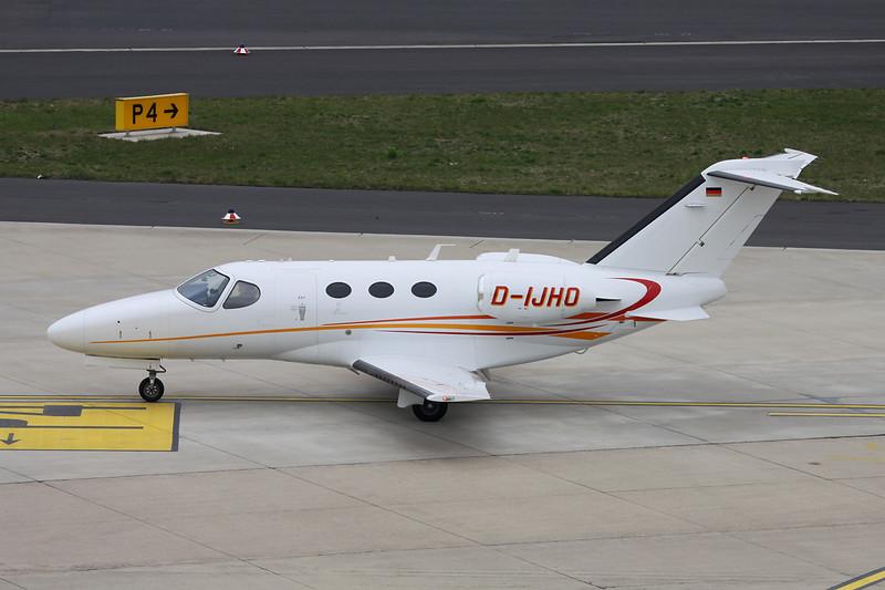 D-IJHO Cessna 510 Citation Mustang c/n 510-0306 Dusseldorf/EDDL/DUS 08-04-15
