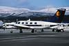 D-IOSA Piper PA-42-720 Cheyenne IIIA c/n 42-5501041 Glasgow/EGPF/GLA 19-03-95 (35mm slide)