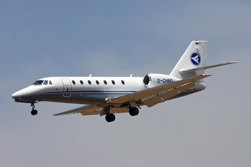 D-CHRD Cessna 680 Citation Sovereign c/n 680-0142 Palma/LEPA/PMI 13-06-16