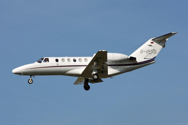 D-IPVD Cessna 525A Citation Jet 2 c/n 525A-0218 Paris-Le Bourget/LFPB/LBG 01-10-14