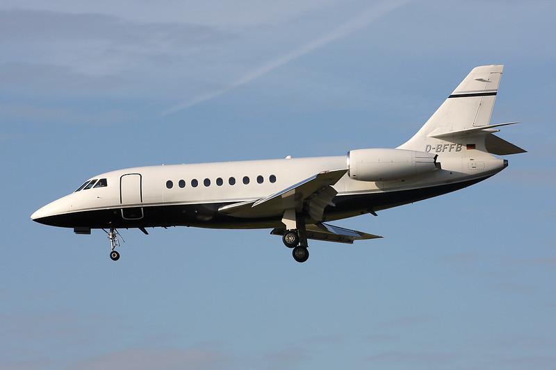 D-BFFB Dassault Falcon 2000EX EASy c/n 93 Paris-Le Bourget/LFPB/LBG 01-10-14