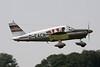 D-EACN Piper PA-28-180 Cherokee F c/n 28-7105041 Schaffen/EBDT 11-08-12