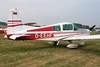 D-EEHF American Aviation AA-5 Traveler c/n 0136 Schaffen-Diest/EBDT 12-08-07