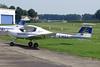 D-EWAG Diamond DA-20-A1 Katana c/n 10163 Aachen/EDKA 12-09-15