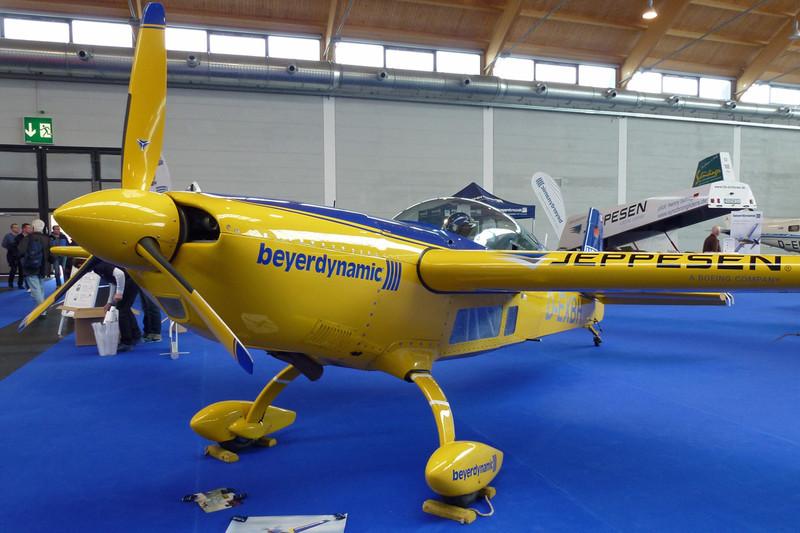 D-EXBH Extra 300 c/n 057 Friedrichshafen/EDNY/FDH 19-04-12