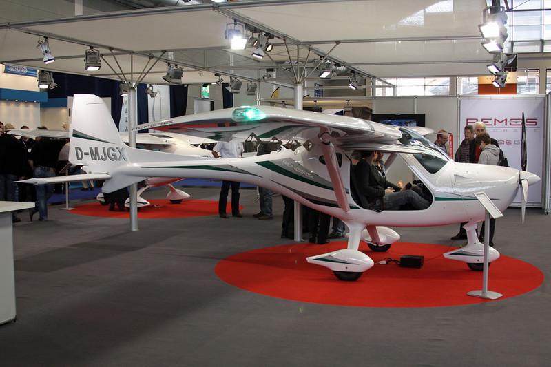 D-MJGX Remos GX Mirage c/n 404 Friedrichshafen/EDNY/FDH 19-04-12