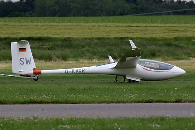 D-KAXR Schleicher ASW-24E c/n 24849 Aachen/EDKA 06-06-19