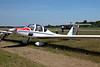D-KIGE Grob G.109B c/n 6246 Kemble/EGBP 12-07-03