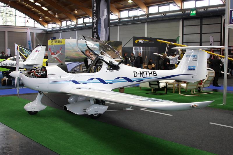 D-MTHB ATEC 321 Faeta c/n unknown Friedrichshafen/EDNY/FDH 19-04-12