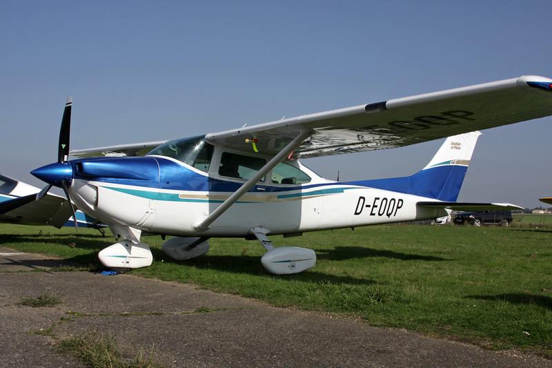 D-EOQP Cessna 182P c/n 182-63114 St.Andre de L'Eure/LFFD 10-10-10