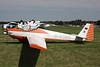 D-KDBD Scheibe SF-25F Super Falke c/n 4343 Schaffen-Diest/EBDT 12-08-12