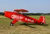 D-EFJR CASA 1.131E Jungmann c/n 2072 Schaffen-Diest/EBDT 11-08-12