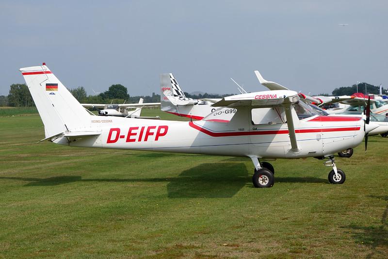 D-EIFP Reims-Cessna F.152 c/n 1961 Hasselt/EBZH 27-08-17