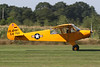D-EBYX (54-750) Piper L-18C 95 Super Cub c/n 18-3450 Hasselt-Kiewit/EBZH 24-08-19