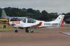 D-ETPI Grob G.120TP-A c/n 11001 Fairford/EGVA/FFD 22-07-19