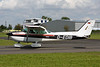 D-EDIB Reims-Cessna F.172P c/n 2131 Koblenz/EDRK 22-08-17