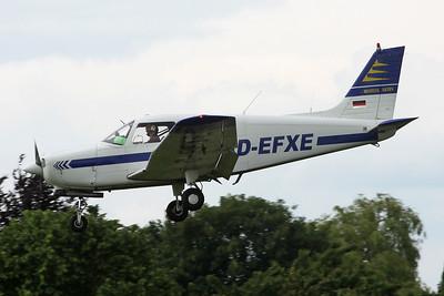 D-EFXE Piper PA-28-161 Cadet c/n 2841069 Aachen/EDKA 06-06-19