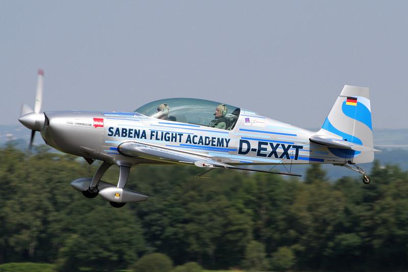 D-EXXT Extra 300LP c/n 1253 Spa-La Sauveniere/EBSP 04-08-07