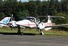 D-GVCC Diamond DA-42 Twin Star c/n 42.099 Zoersel/EBZR 18-08-12