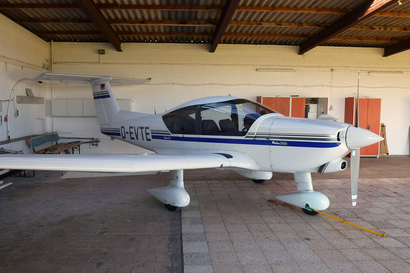 D-EVTE Robin R.3000-160 c/n 168 Nienburg-Holzbalge/EDXI 16-10-11