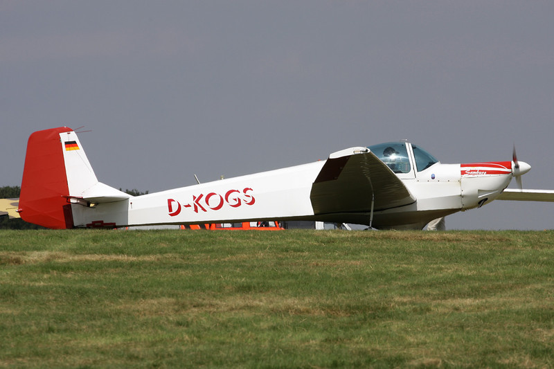 D-KOGS Alpla AVO-68S Samburo c/n 027 Schaffen-Diest/EBDT 11-08-12