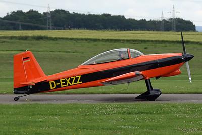 D-EXZZ Van's RV-8 c/n 001 Aachen/EDKA 06-06-19